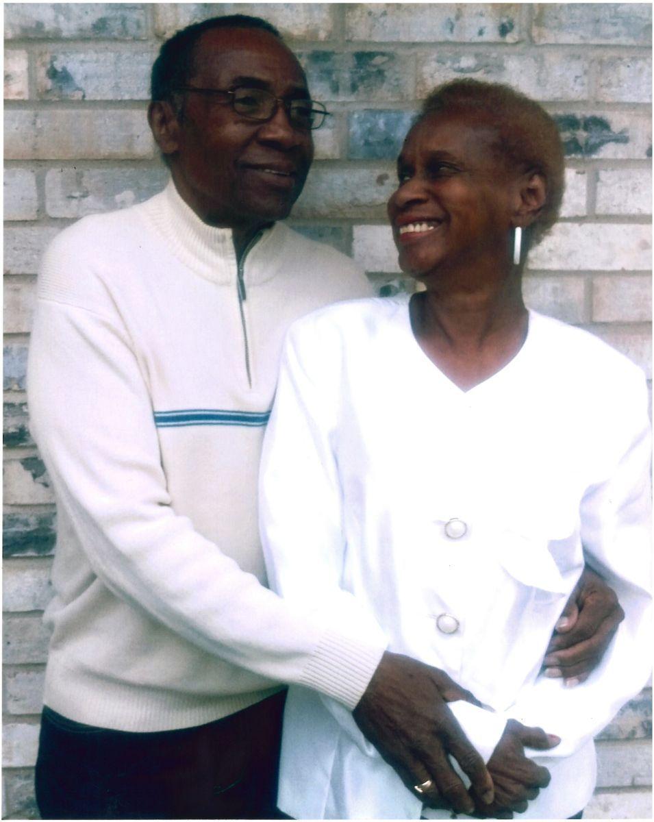 The Rev. James and Beulah Crane