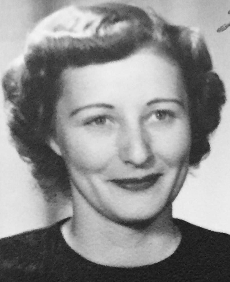 Dorothy Faye Weaver