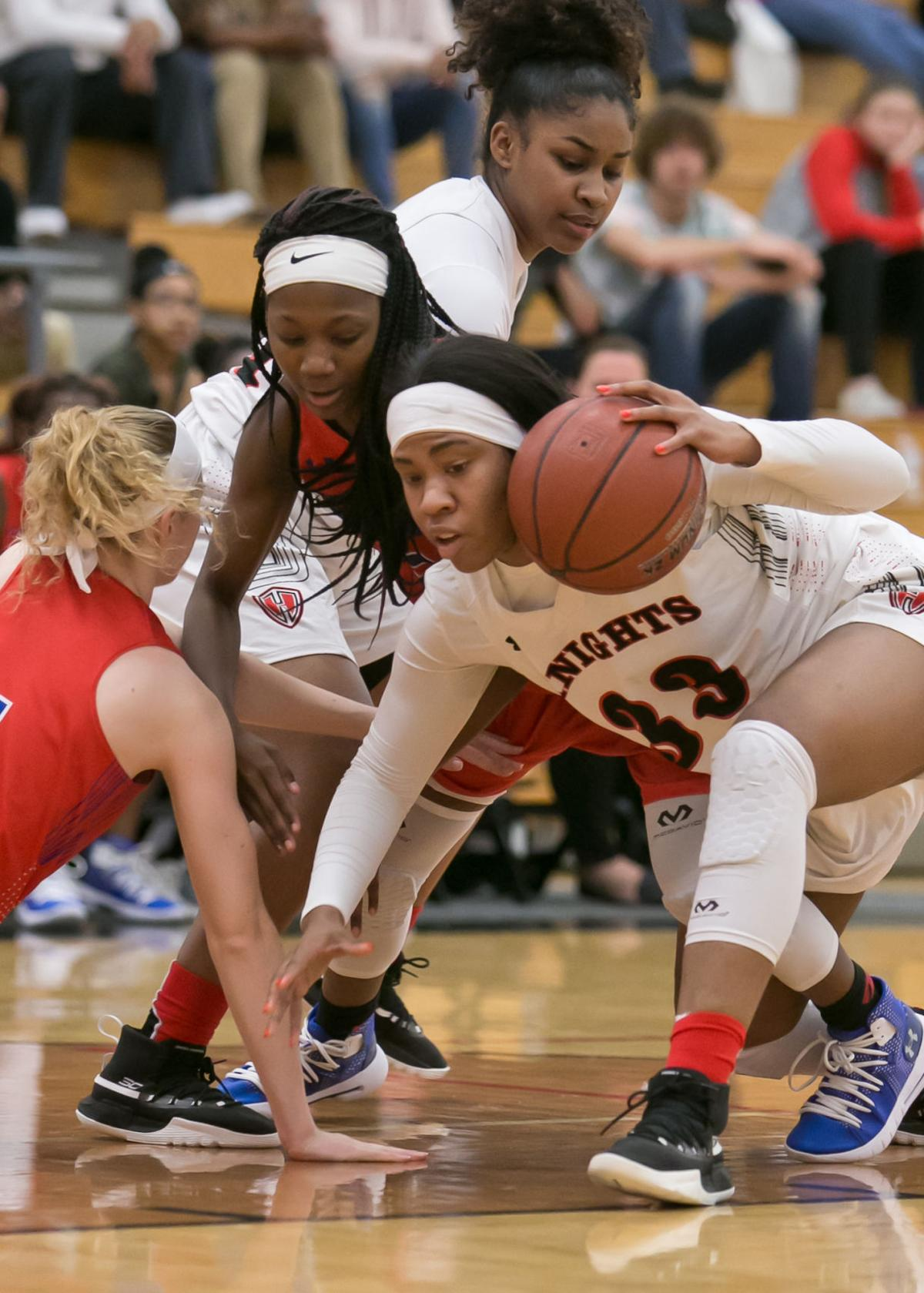 Waco Midway at Harker Heights Girls Basketball