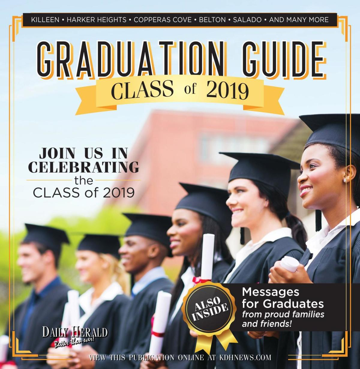 Graduation Guide 2019