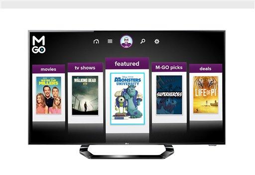 LG ELECTRONICS USA, INC. SMART TV
