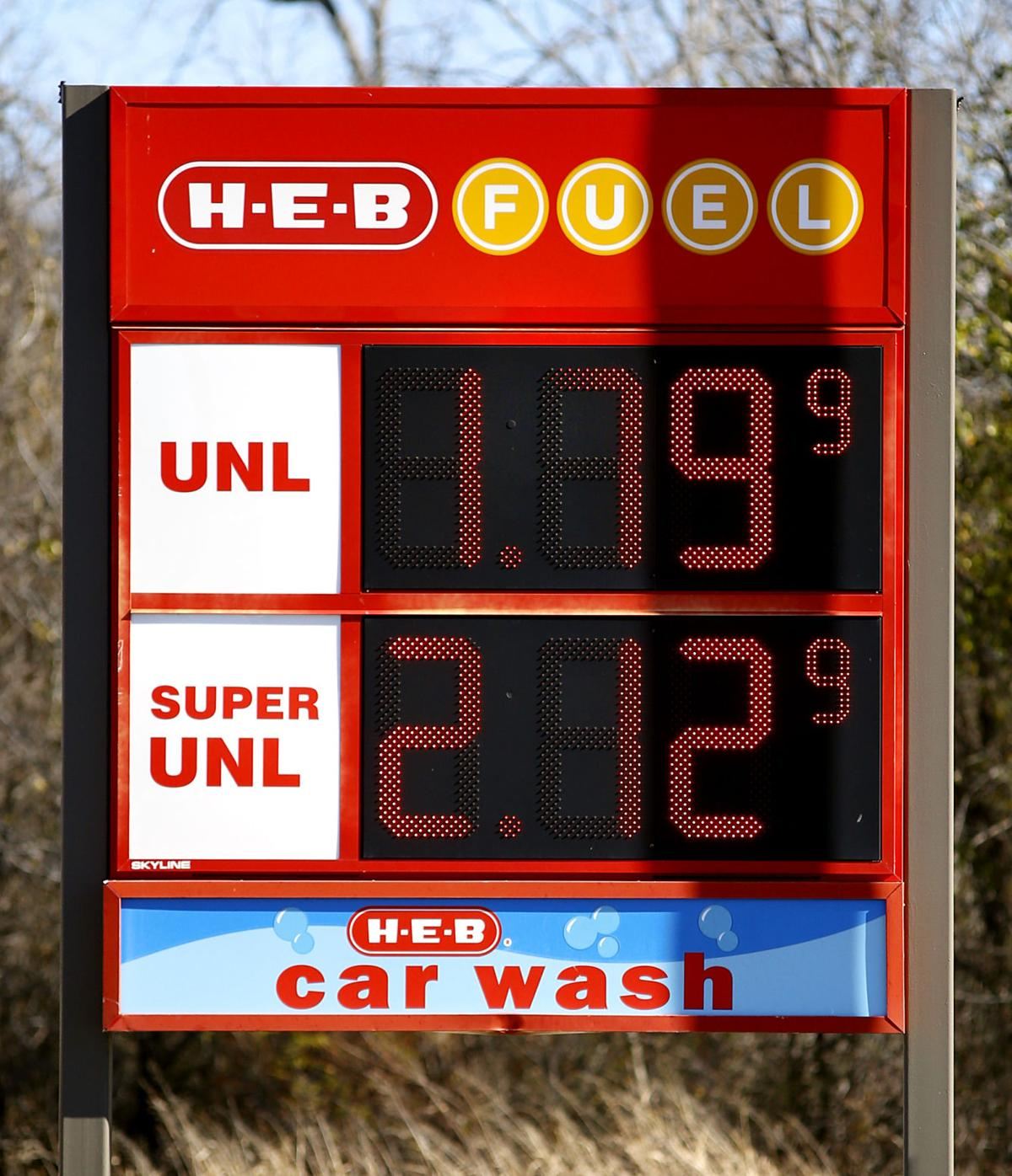 Heb Gas Prices >> Gas Prices Could Dip Lower Into New Year Business