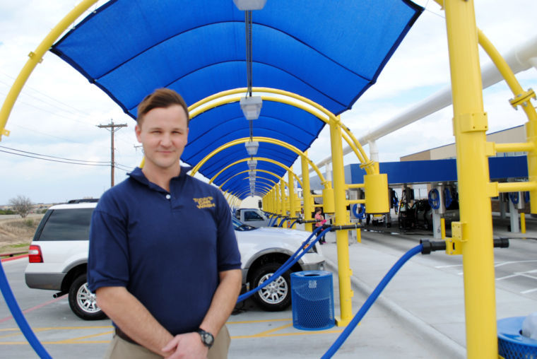 Owner hopes new carwash soaks up success in heights business owner hopes new carwash soaks up success in heights solutioingenieria Choice Image