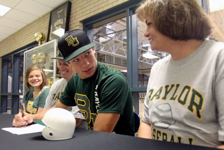 Gatesville Signing Ceremony