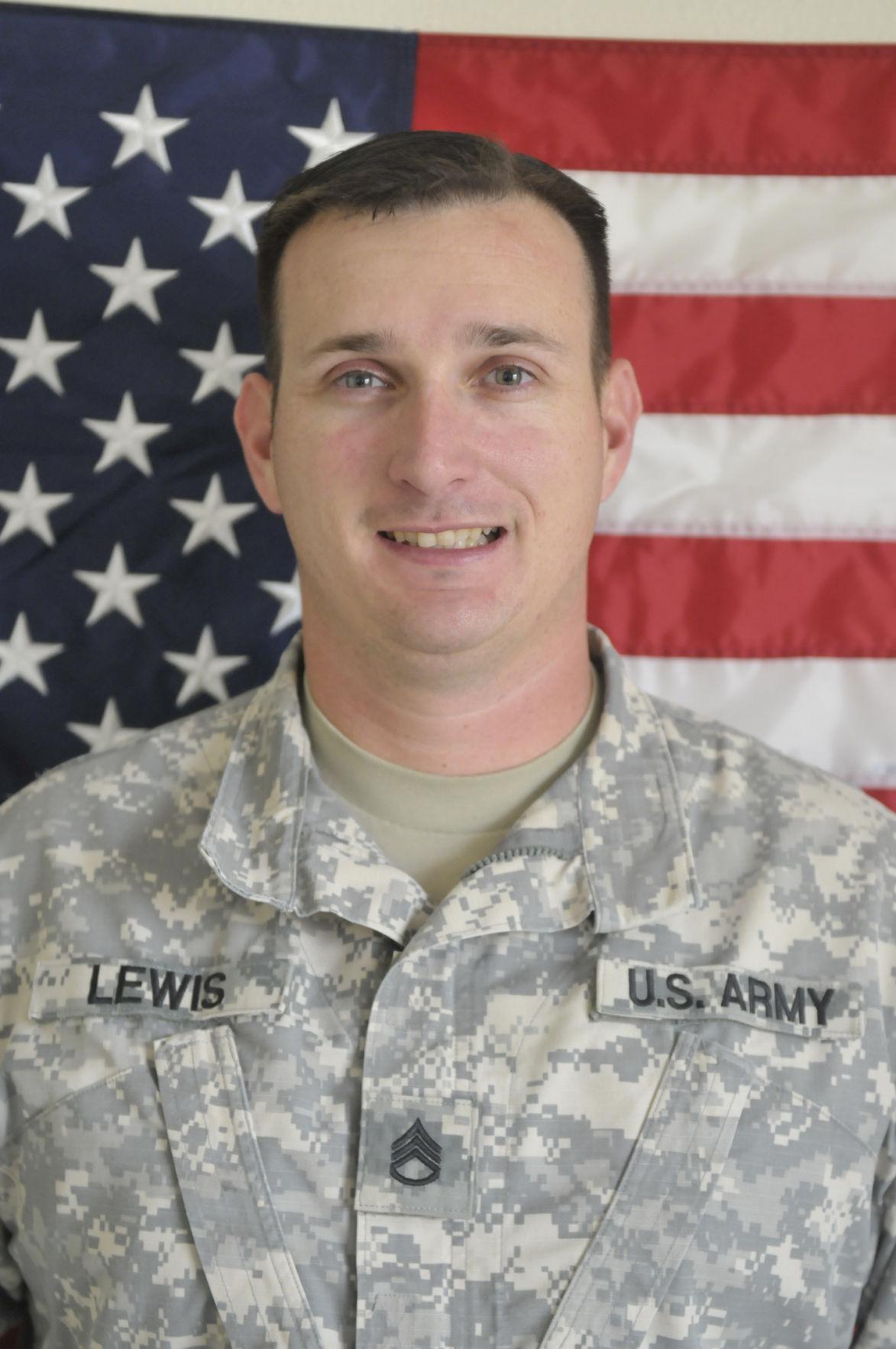 Staff Sgt. Steven Daniel Lewis