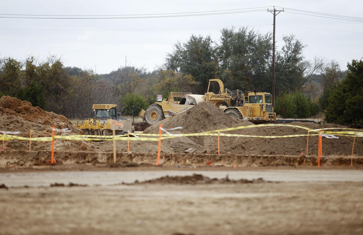 Activity at chemical plant site in Killeen | Chemical Plant