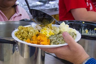 Gracegiving Thanksgiving Dinner