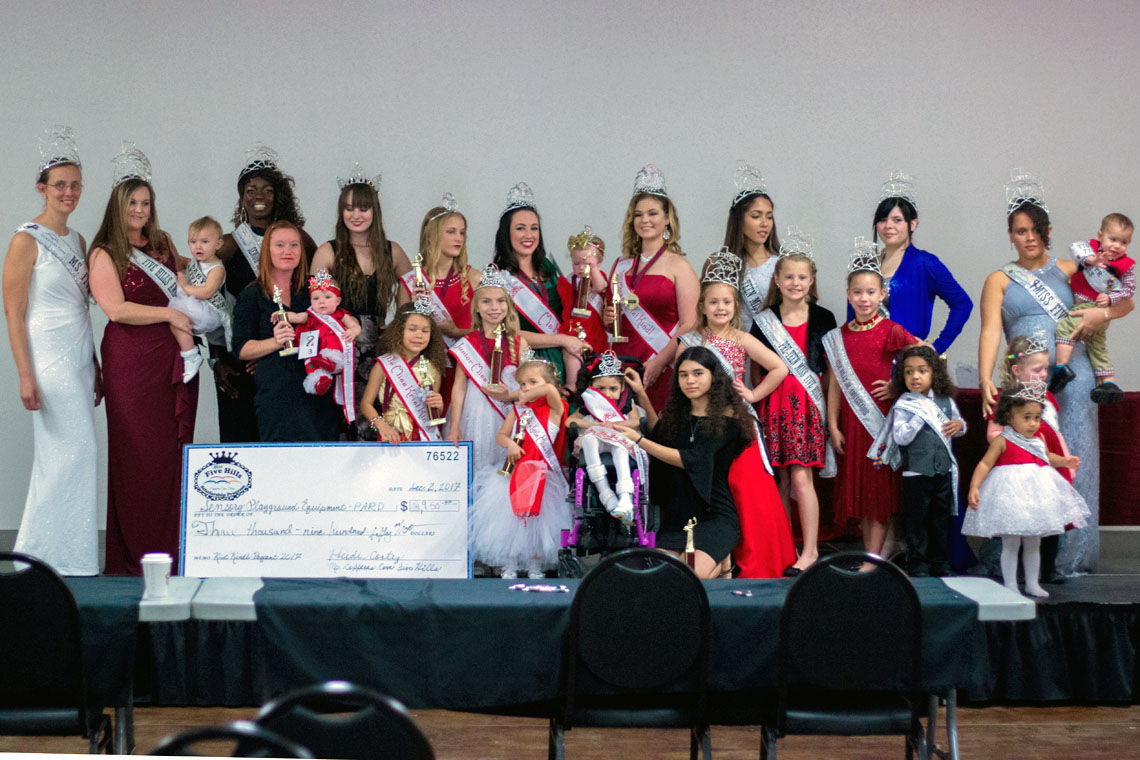 KristKindl Charity Pageant