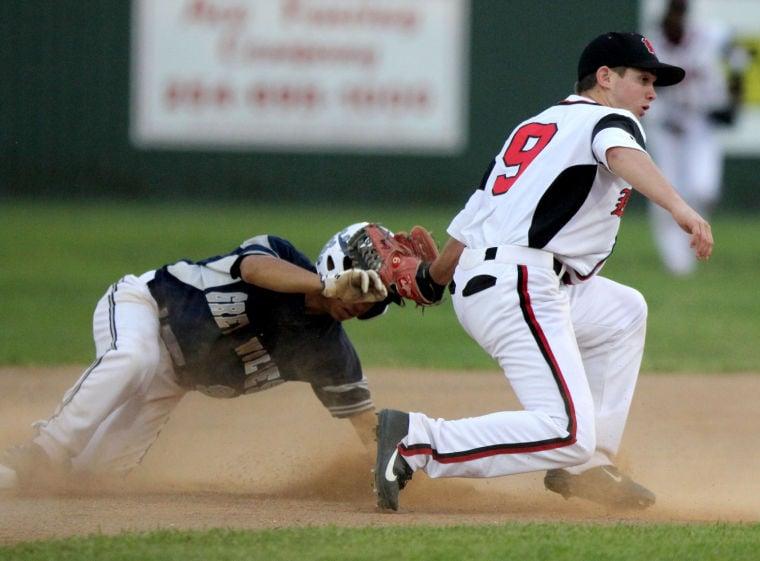 Harker Heights vs Shoemaker Baseball