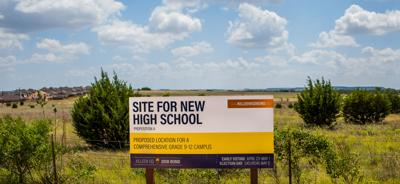 Site of new Killeen high school