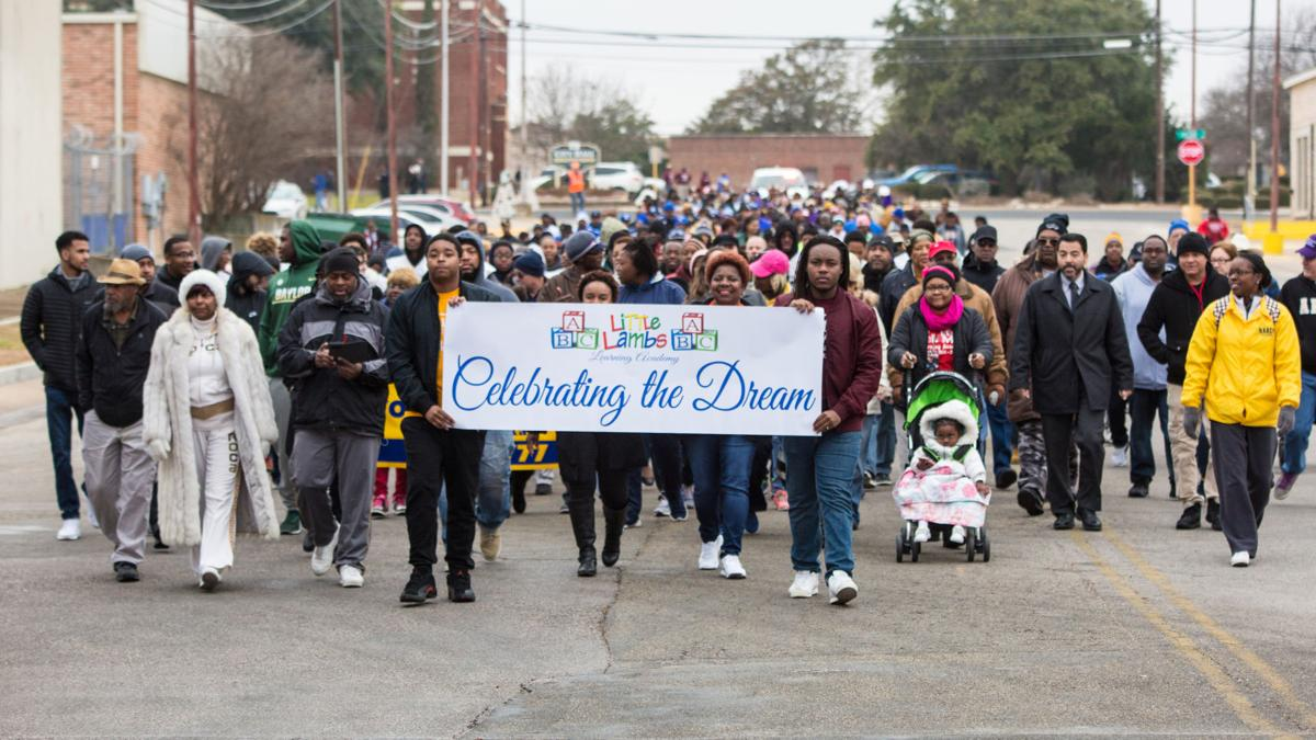 Killeen's change in funding for MLK March caught many off-guard