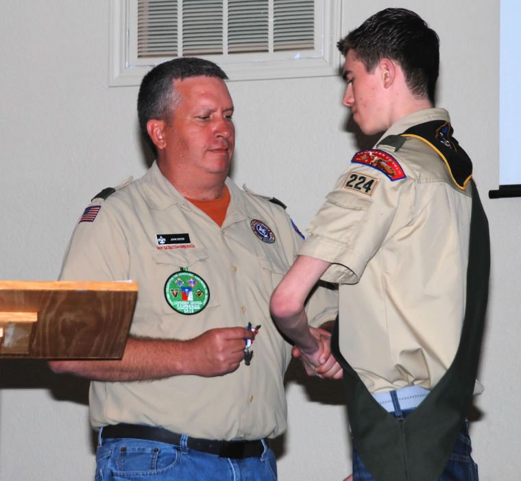 Potter Eagle Scout