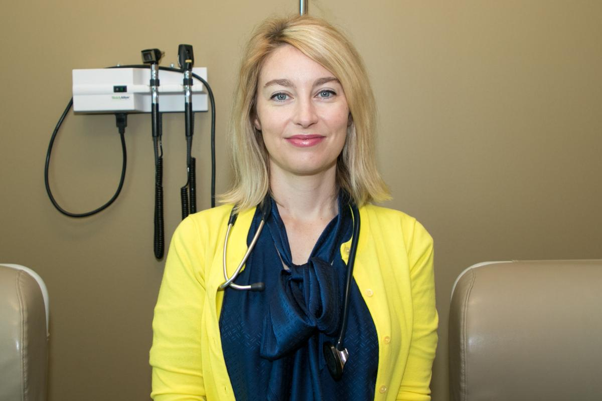Dr. Courtney Yau Texas Oncology