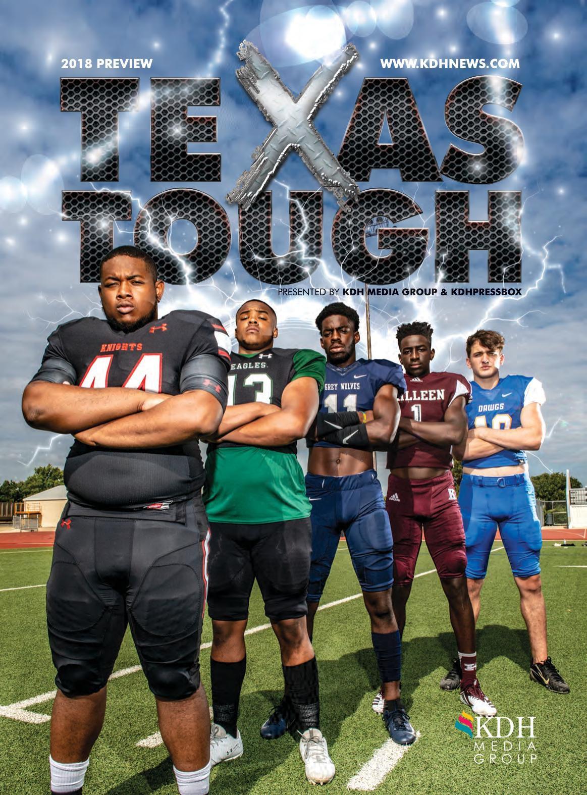 2018 Texas Tough Football Preview