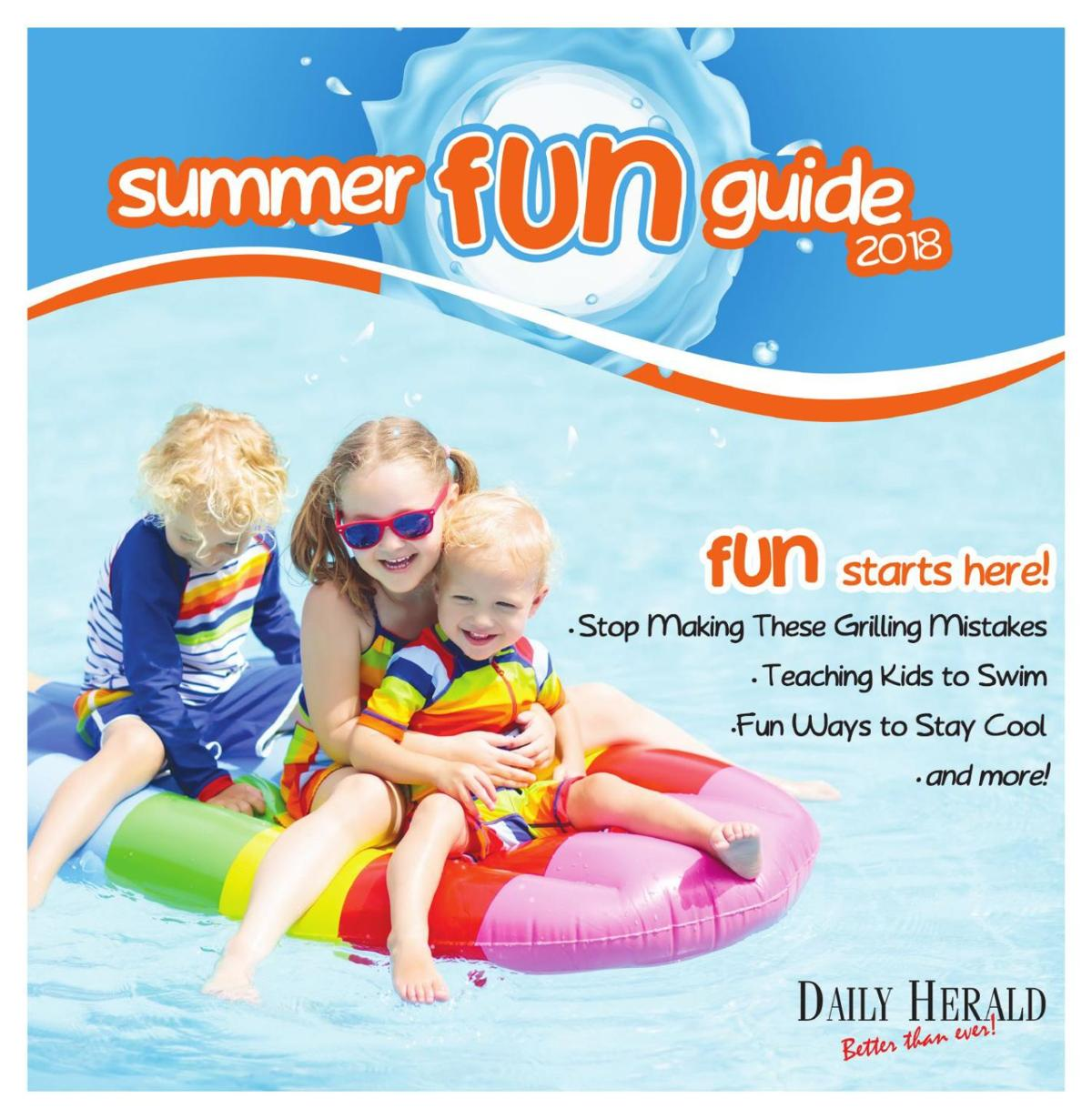 2018 Summer Fun Guide