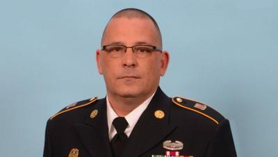 Sgt. 1st Class Mark Boner