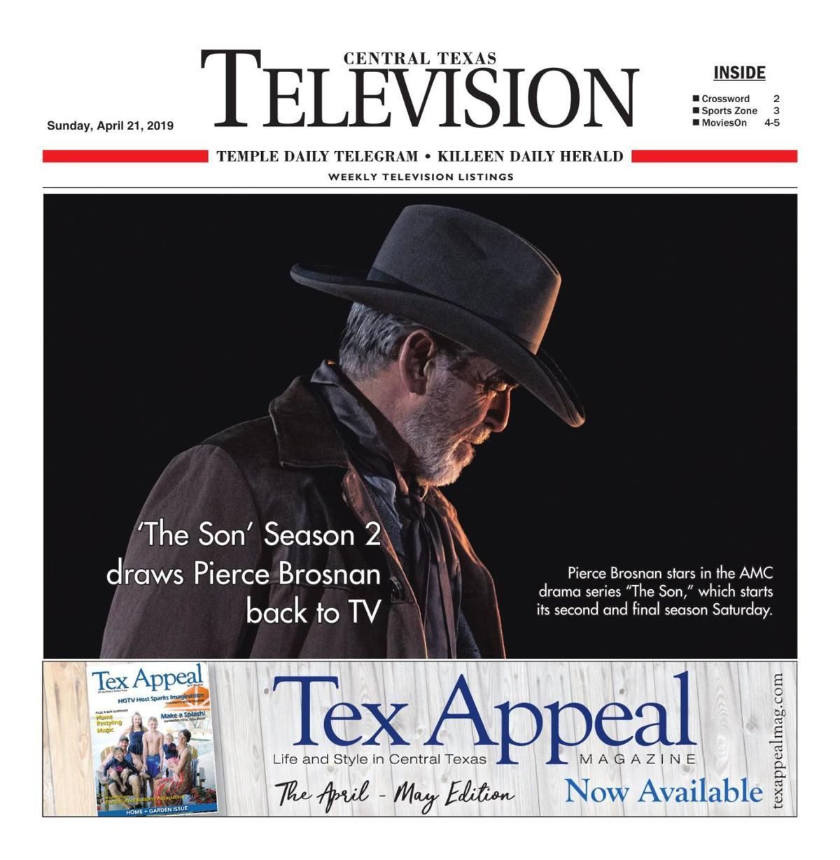 TV Book April 21st- 27th
