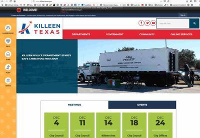Killeen website