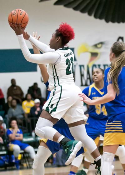 Copperas Cove @ Ellison Girls Basketball