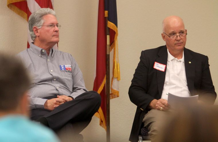Candidate forum: Harker Heights City Council