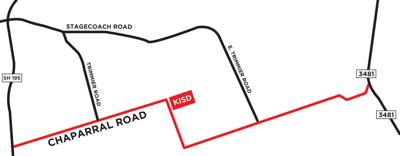 Chaparral Road