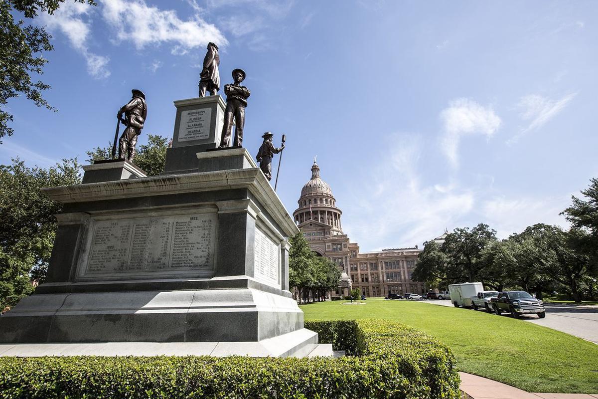 Texas has more than 180 public symbols of the Confederacy. Explore them here.