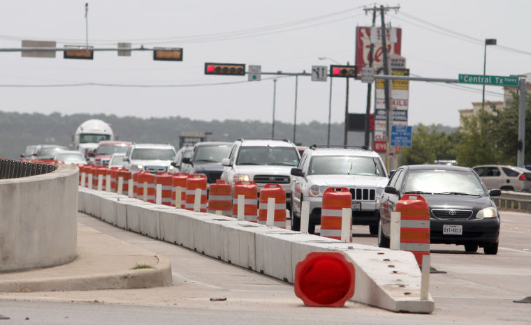 FM 2410 Construction
