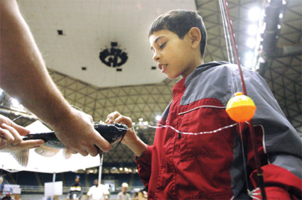 Thousands turn out for annual Central Texas Boat Show in Belton
