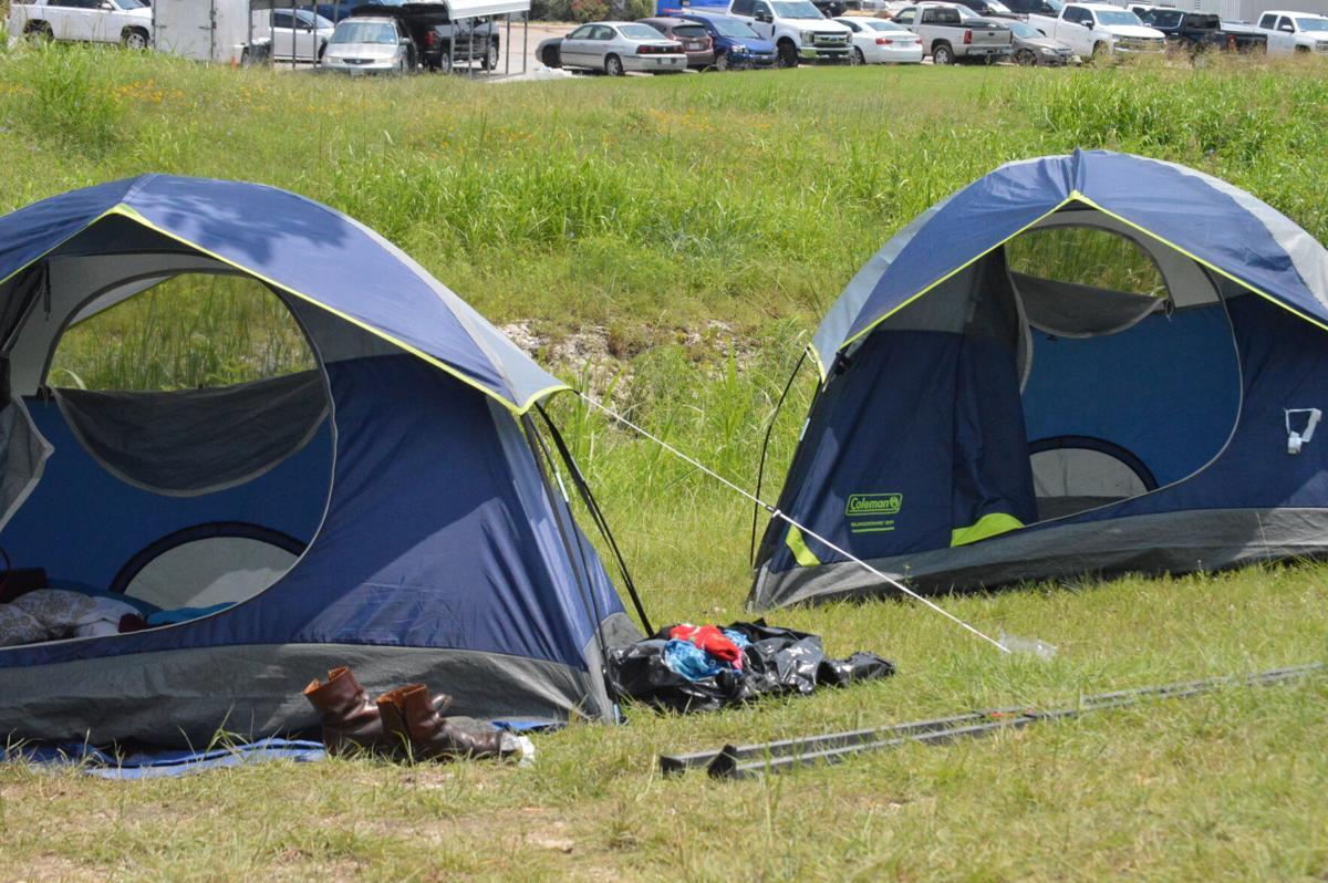 Lowes Blvd. Camp