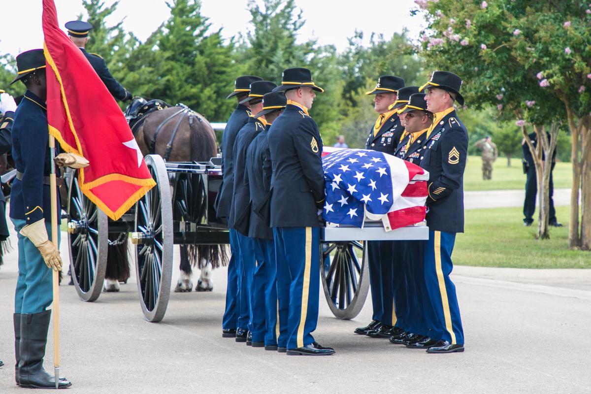Gen Shoemaker Funeral
