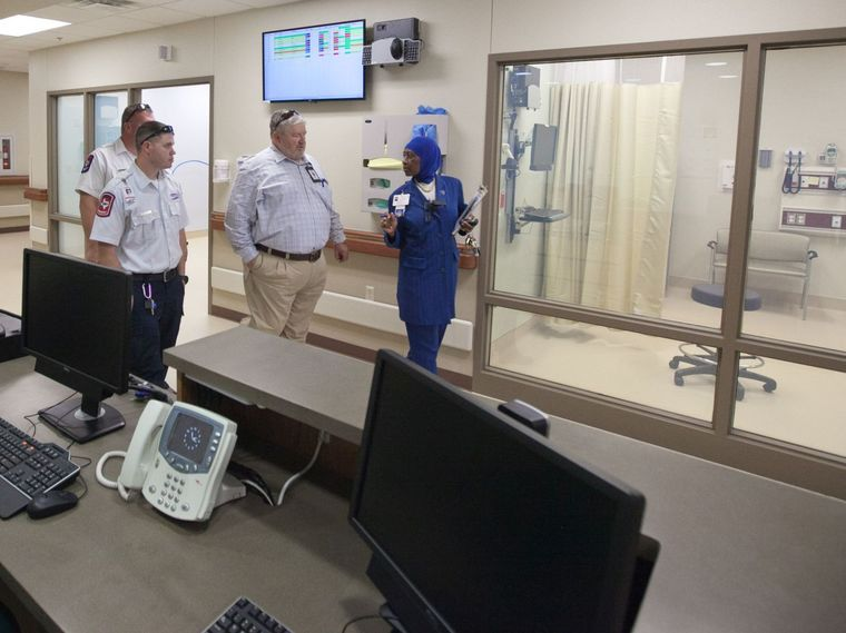 Temple VA opens new emergency room | Health | kdhnews.com