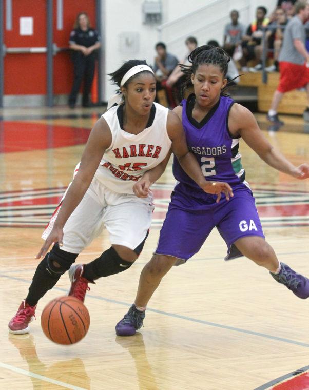 Girls Basketball: Heights v. God's Academy