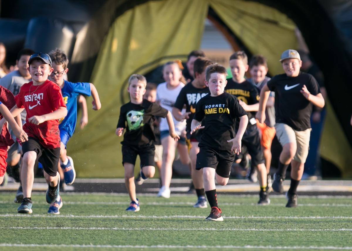 Robinson vs. Gatesville Football
