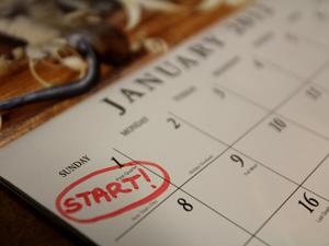 Set specific goals in 2012