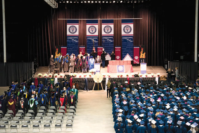 A&M-Central Texas holds fall commencement ceremony