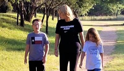 "Parents, kids unplug with ""Walk and Talk"" program"