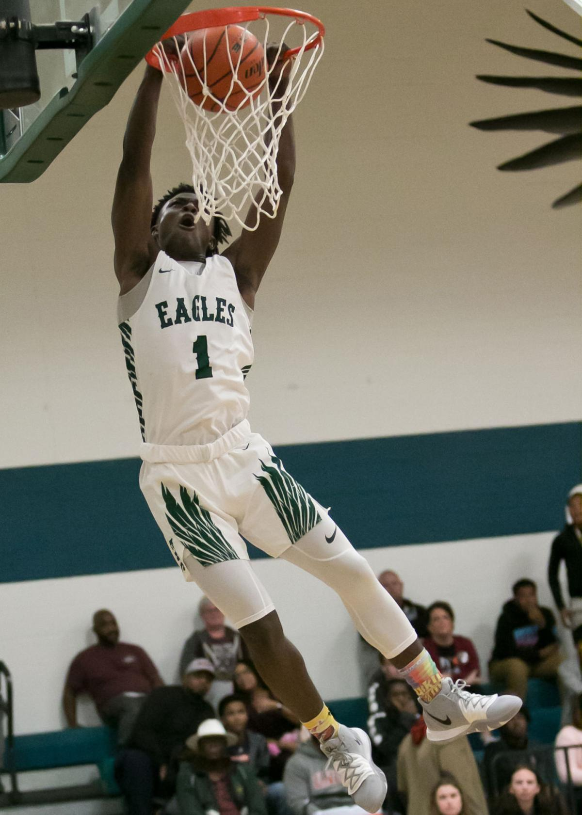 A&M Consolidated vs. Ellison Boys Basketball