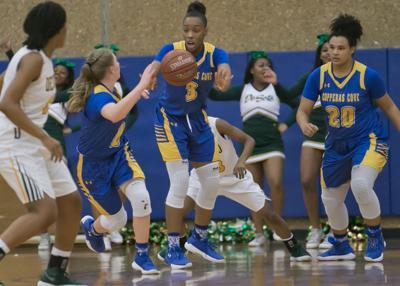 Copperas Cove vs DeSoto Bi-District Playoffs Girls Basketball
