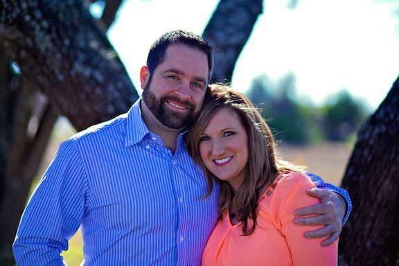 Melissa Sue Gadd and Michael Douglas Rose