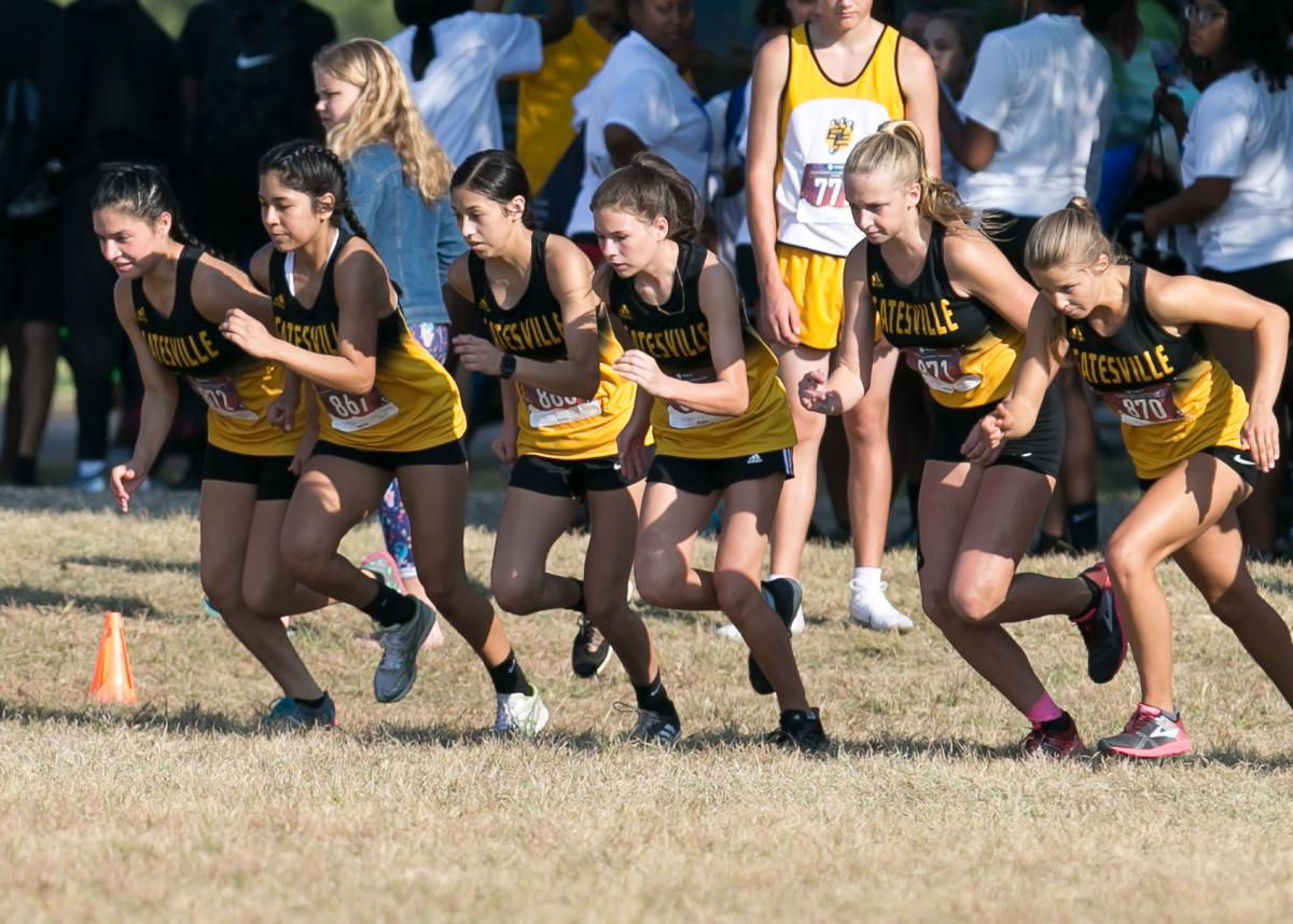 Gatesville Cross Country Invitational