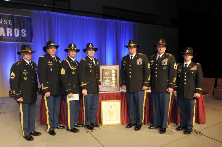 3rd CR wins Secretary of Defense Field-Level Maintenance Award again