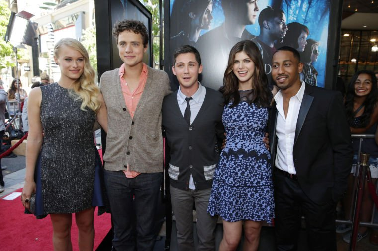It S No Myth Percy Jackson Sea Of Monsters A Fun Film