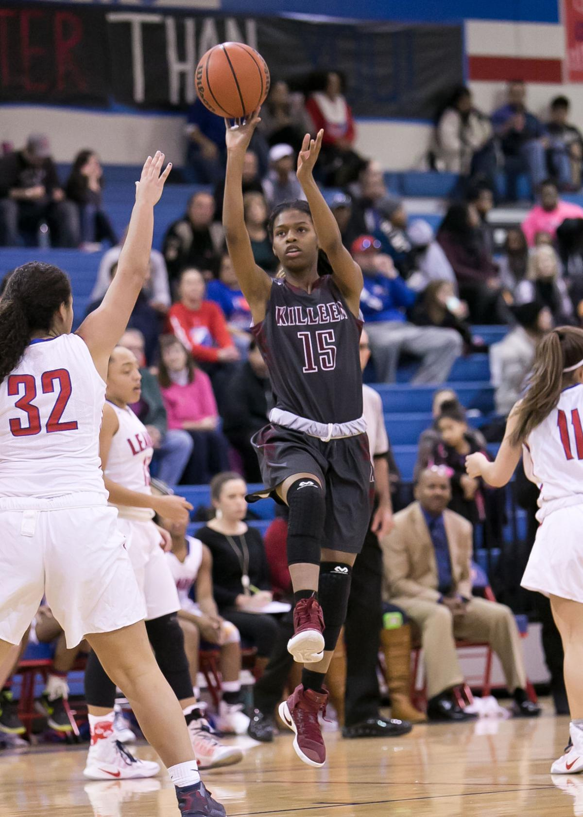 Killeen at Leander Girls Basketball
