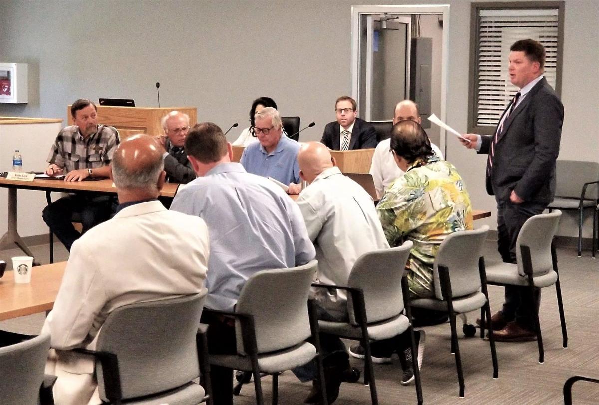Cove council, EDC meet to talk economic development