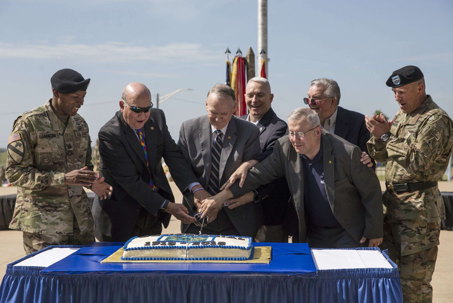 Army Birthday III Corps celebrates 100th anniversary