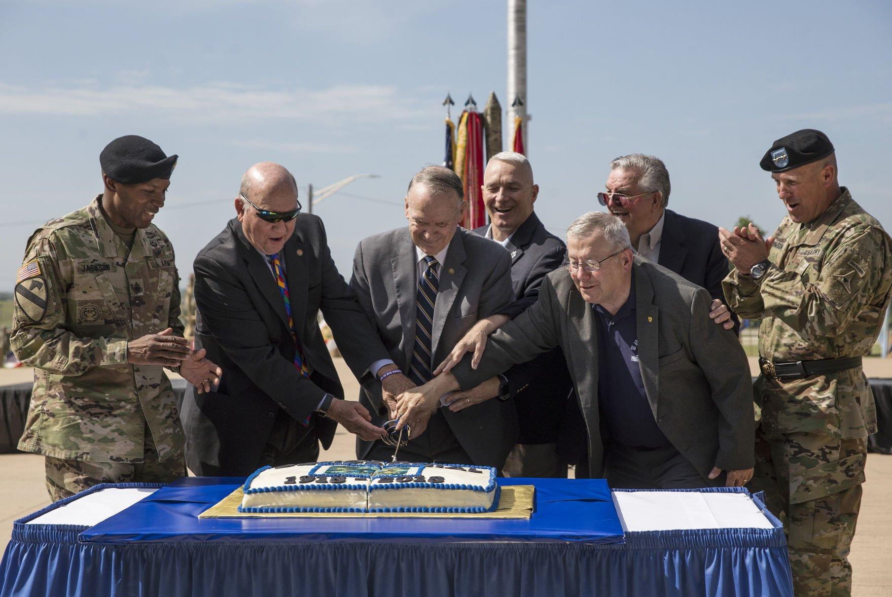 Army Birthday III Corps celebrates 100th anniversary