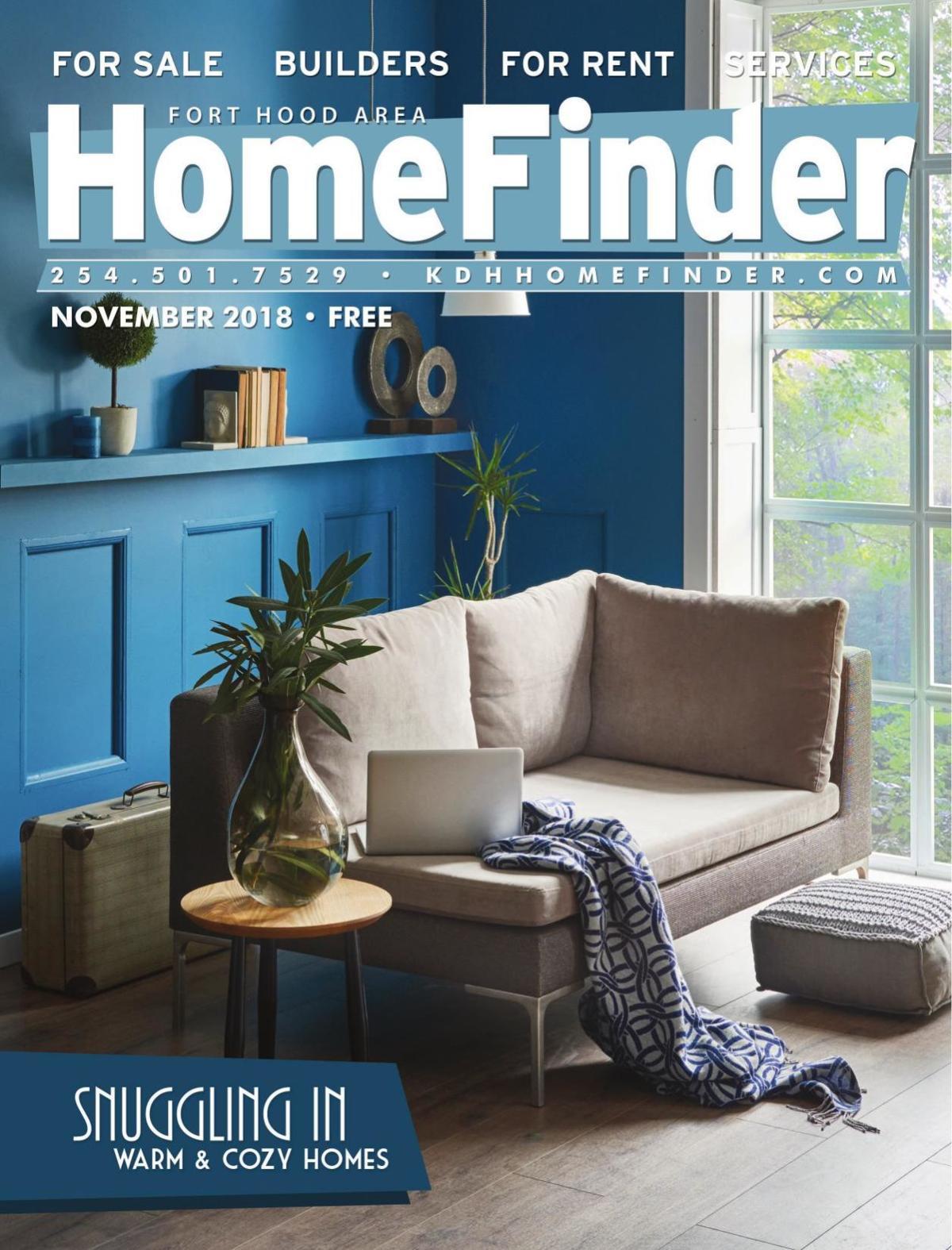 Homefinder November 2018