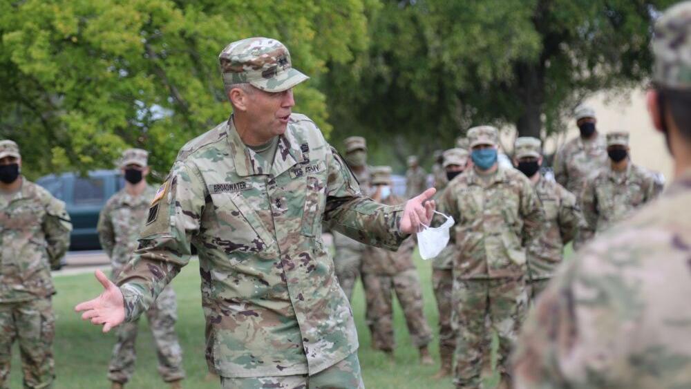 Fort Hood beginning new operation to 'eradicate corrosives'