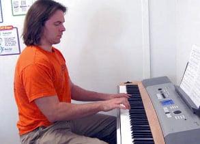 Teacher-musician starts business in Villa Village shopping center
