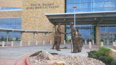 Darnell statues